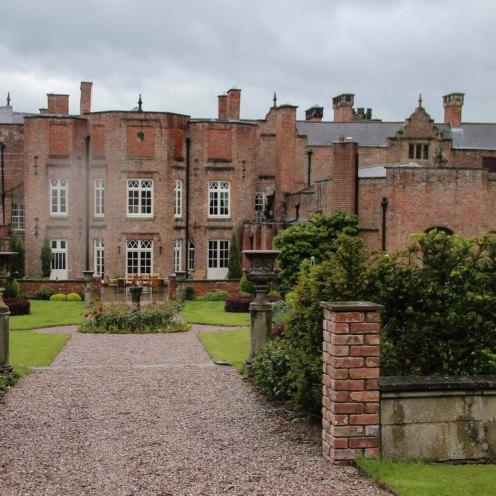 FoSA visit: Brynkinalt Hall
