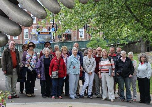 Dorothy Nicholles' Shrewsbury Walk